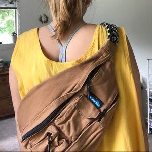 Kavu Rope Bag in Caramel